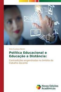 Politica Educacional E Educacao a Distancia