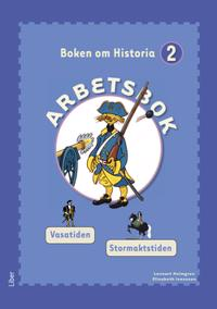 Boken om Historia 2 Arbetsbok