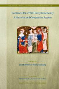 Contracts for a Third-Party Beneficiary: A Historical and Comparative Account