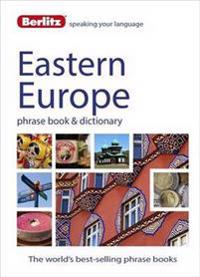 Berlitz Eastern Europe Phrase Book & Dictionary