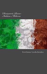 Dizionario Russo-Italiano Moderno