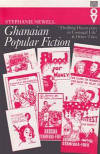 Ghanaian Popular Fiction