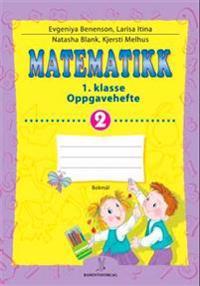 Matematikk 1; oppgavehefte 2