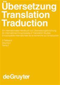 Ubersetzung - Translation - Traduction. 2. Teilband