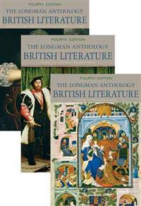 Longman Anthology of British Literature, The, Volumes 1a, 1b, and 1c, Plus Mylab Literature -- Access Card Package