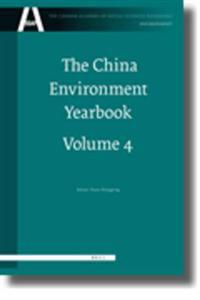 The China Environment Yearbook, Volume 4: Tragedy and Hope - From the Sichuan Earthquake to the Olympics
