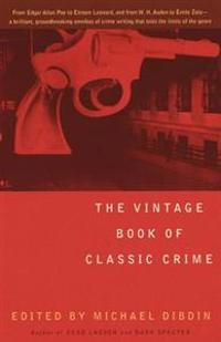 Vintage Book of Classic Crime