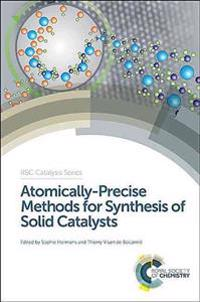 Atomically-Precise Methods for Synthesis of Solid Catalysts