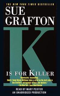 K Is for Killer (Lib)(CD)