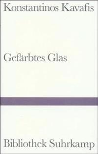 Gefärbtes Glas