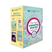Oxford childrens classics world of wonder box set