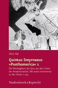 """Quintus Smyrnaeus """"Posthomerica"""""""