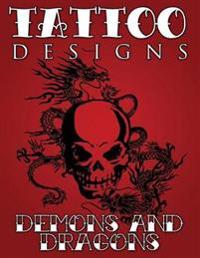Tattoo Designs (Demons & Dragons)