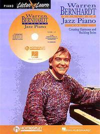 Warren Bernhardt Teaches Jazz Piano