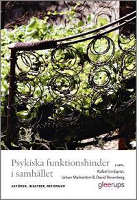 Psykiska funktionshinder i samhället 2:a uppl : Aktörer, insatser, reformer