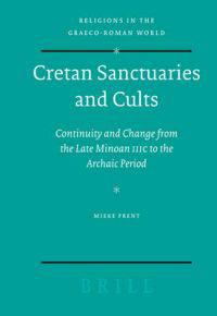 Cretan Sanctuaries And Cults