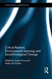 Critical Realism, Environmental Learning and Social-Ecological Change