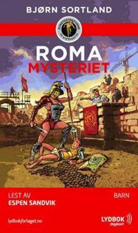 Roma-mysteriet - Bjørn Sortland | Inprintwriters.org