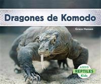 Dragones de Komodo = Komodo Dragons
