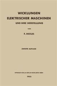 Wicklungen Elektrischer Maschinen