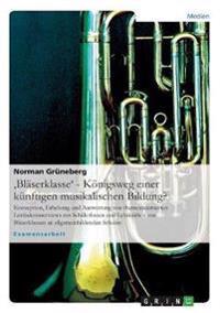 'Blaserklasse' - Konigsweg Einer Kunftigen Musikalischen Bildung?