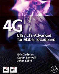 4G LTE/LTE-Advanced for Mobile Broadband