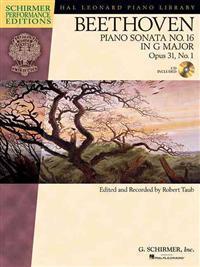 Beethoven Piano Sonata No. 16 in G Major, Opus 31, No. 1