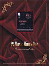 Carl Maria Von Weber: Grand Duo Concertant, Opus 48/Heinrich Josef Baermann: Adagio from Quintet, Opus 23: Clarinet [With CD (Audio)]