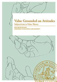 Value Grounded on Attitudes