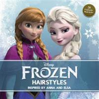 Disney Frozen Hairstyles: Inspired by Anna and Elsa