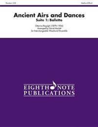 Ancient Airs and Dances, Suite 1 Balletto: Score & Parts