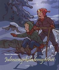 Julenissesjokolademysteriet - Torunn Haraldsen   Inprintwriters.org