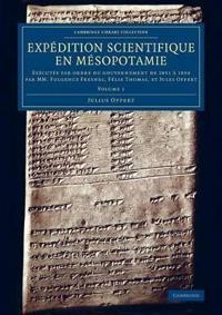Expedition scientifique en Mesopotamie