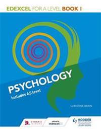 Edexcel Psychology for a Levelbook 1