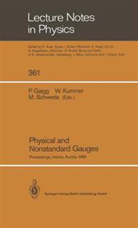 Physical and Nonstandard Gauges
