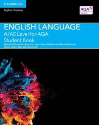 A Level (AS) English Language AQA