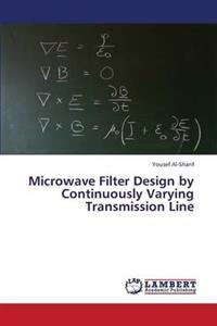 Microwave Filter Design by Continuously Varying Transmission Line