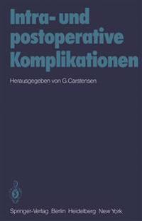 Intra- Und Postoperative Komplikationen