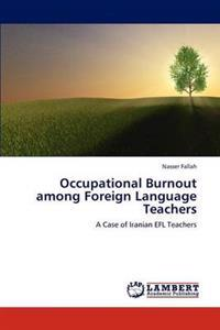 Occupational Burnout Among Foreign Language Teachers