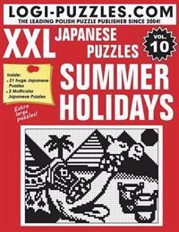 XXL Japanese Puzzles: Summer Holidays