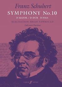 Symphony No. 10 in D: Study Score, Study Score