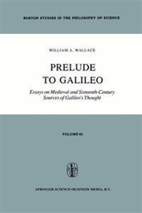 Prelude to Galileo