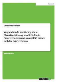 Vergleichende Zerstorungsfreie Charakterisierung Von Schaden in Faserverbundstrukturen (Gfk) Mittels Mobiler Prufverfahren