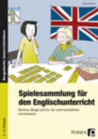 Spielesammlung für den Englischunterricht