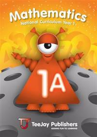 TeeJay National Curriculum Year 1 Book 1A