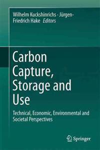Carbon Capture, Storage and Use