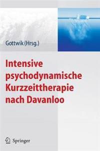 Intensive Psychodynamische Kurzzeittherapie Nach Davanloo
