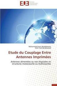 Etude Du Couplage Entre Antennes Imprimees