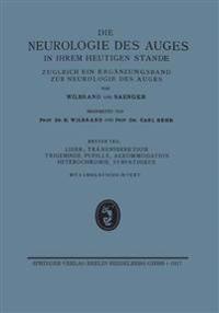 Lider-, Tr nensekretion Trigeminus, Pupille, Akkommodation Heterochromie, Sympathikus