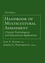 Handbook of Multicultural Assessment: Clinical, Psychological, and Educational Applications